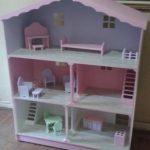 Full Furnished Barbie House