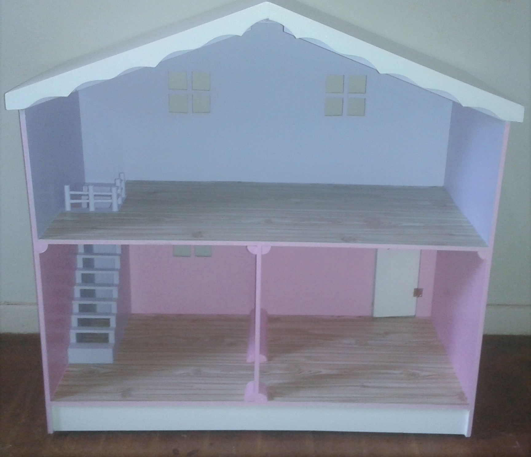 Small Barbie House