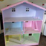 Rainbow Barbie House